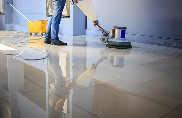 Captivating Commercial Floor Cleaning